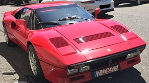 Classic Ferrari worth millions stolen on test drive