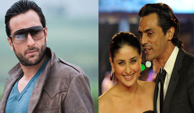Did Saif threaten Arjun for getting intimate with Kareena?