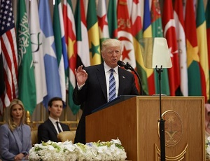In speech to Muslim leaders, Trump condemns \'Islamic extremism\'