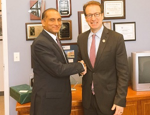 SIALKOT-BOLINGBROOK SISTER CITY AGREEMENT WILL CREATE AN ARRAY OF NEW BUSINESS OPPORTUNITIES SAID AMBASSADOR CHAUDHRY.