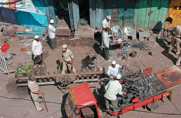 Swami Aseemanand, Col Purohit not named in Malegaon blasts