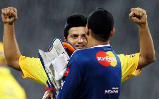 IPL 2013 1st play-off: Chennai Super Kings vs Mumbai Indians