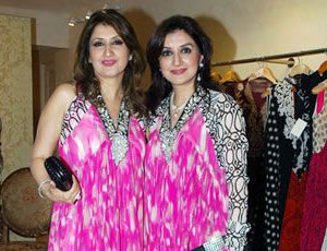 "QYT Is launching the flagship store of ""MINA HASAN"", daughter of the"