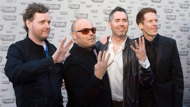 Barenaked Ladies will reunite with Steven Page at Junos for rare performance.