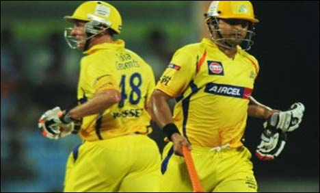 Chennai crush Mumbai to reach fifth final
