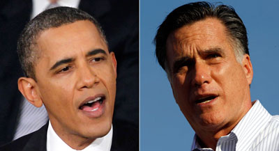 Obama builds double-digit lead over Romney:US