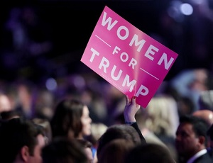 Trump's female voters are people not props: Column
