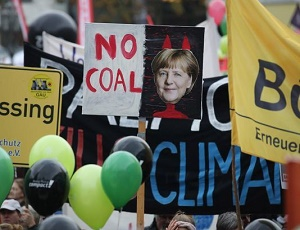 Germany falters on climate leadership