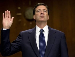 James Comey is no showboat