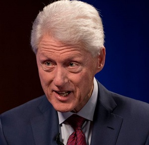 Today's talker: Bill Clinton hasn't learned anything from the #MeToo movement