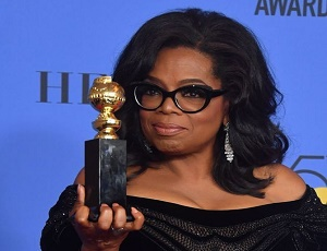 Readers on #Oprah2020: Oprah's speech opened my eyes.