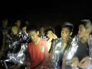 Success in Thailand cave rescue mission highlights the value of international teamwork