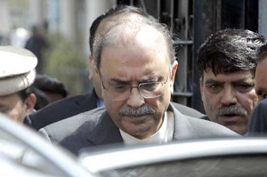 Fake bank accounts case: Zardari arrested by NAB as IHC rejects bail plea