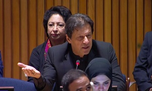 Illicit financial flows devastating developing countries, PM Imran tells UN event