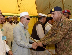 COAS successfully convinces Parachinar protesters to end their sit-in