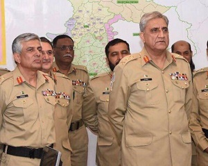 Army will assist ECP strictly within the bounds of given mandate: Gen Qamar