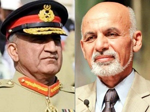 Afghan president calls army chief, condoles loss of lives in terror attacks