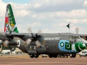 PAF aircraft declared runner-up at Royal International Air Tattoo Show