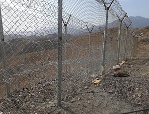 Pakistan begins fencing border with Afghanistan to curb infiltration