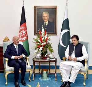 Imran, Ghani vow to open new chapter of Pak-Afghan friendship