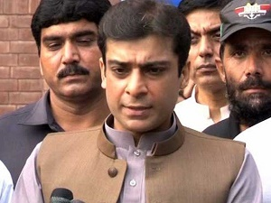 Hamza Shehbaz arrested by NAB after LHC rejects bail plea
