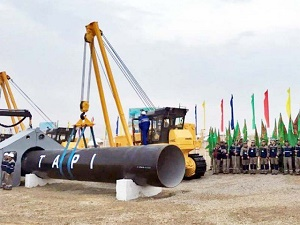 Incoming govt to start laying TAPI pipeline