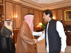 With economic bailout on agenda, PM jets off to Saudi Arabia today