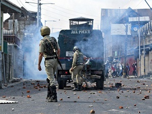 Indian security forces martyr three in occupied Kashmir