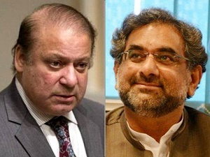 NAB to probe Nawaz, Abbasi for \'irregularities in award of LNG contract\'