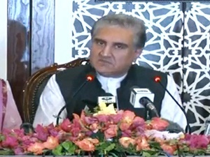 Pakistan averts threat of Saudi-Iran conflict: Qureshi