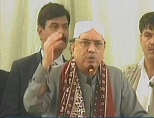 PPP 'turncoats' won't even get election tickets from PTI: Zardari