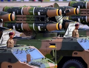 Pakistan Army inducts Chinese-made mobile air defence system