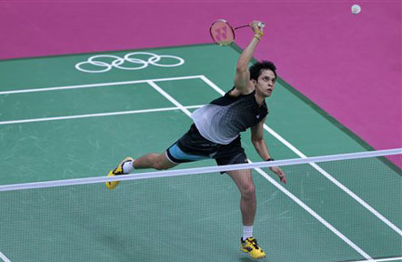 Parupalli Kashyap beats World No 11 to enter pre-quarters