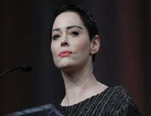 Arrest warrant issued for US actress Rose McGowan