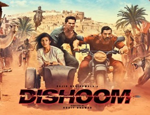 Dishoom movie review: Varun Dhawan, John Abraham are the new 'ba