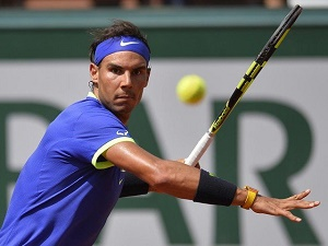 Nadal's withdrawal gives Djokovic top spot