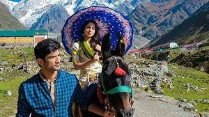 Sara Ali Khan's Kedarnath to cross Rs 50 crore mark this weekend?