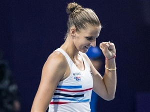 Pliskova qualifies for WTA Finals