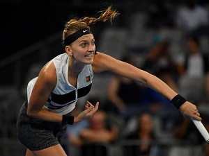 Calf injury brakes Kvitova's French Open momentum