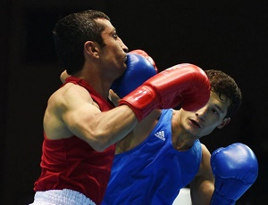 Nightmare start for boxers in Tashkent