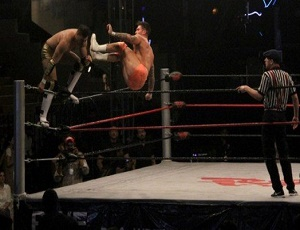 Pro Wrestling Entertainment makes history in Karachi