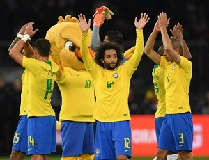 Brazil beat Germany as Spain thrash Argentina