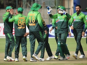 Pakistan whitewash Zimbabwe in five-match ODI series