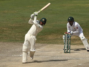 Pakistan, Australia Test match ends in a draw