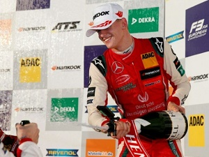 Mick Schumacher 'living the dream'