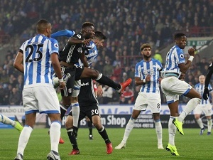 Huddersfield bag first victory of season