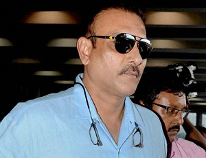 Ravi Shastri appointed as Team India's head coach; Zaheer Khan named bowling coach