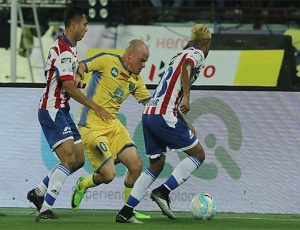 ATK, Kerala Blasters play out goal-less draw in ISL opener