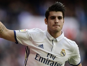Chelsea, Real agree fee for striker Morata.
