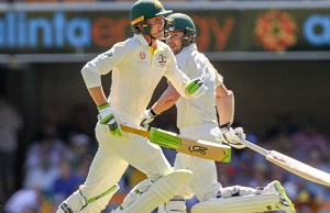 Australia continue to dominate first Test against Sri Lanka